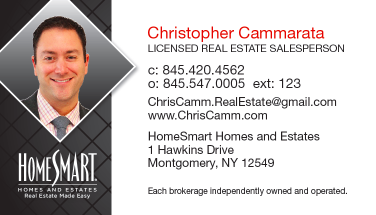 Chris Cammarata's Business Card